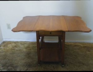 Beautiful Serving Cart Table !! for Sale in Fresno, CA