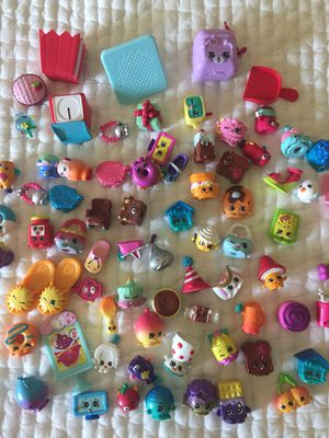 Shopkins! And pink baskets! for Sale in San Diego, CA