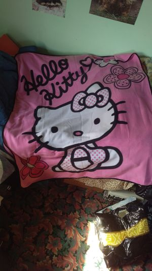Hello Kitty throw for Sale in Marietta, GA