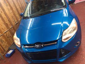 2012 Ford Focus Hatchback SE for Sale in Fayetteville, GA