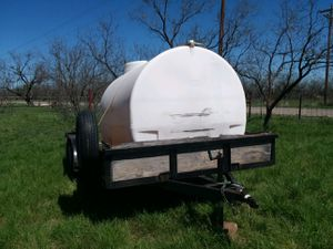 1100 gal. Water tote for Sale in Carlsbad, TX