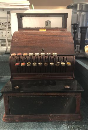 Authentic cash register for Sale in Ashburn, VA