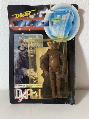Doctor Who Dapol Tetrap Action Figure for Sale in Beaverton, OR