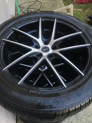 Used, CLEANN 20inch platinum by ultra rim for Sale for sale  Atlanta, GA
