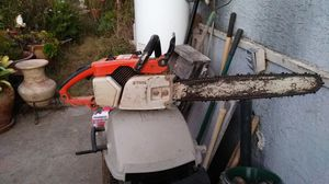 STIHL 20 IN BAR CHAINSAW for Sale in Spring Valley, CA
