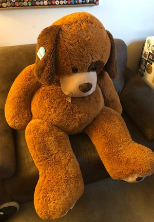 Large stuffed dog for Sale in Columbus, OH