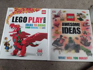 Lego books for Sale in Portland, OR