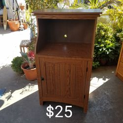 Table Cabinet Shelf Stand for Sale in Long Beach,  CA