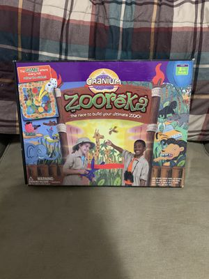 Zooreka Board Game kids toys for Sale in King of Prussia, PA
