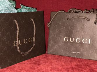 Gucci gift bag for Sale in Everett,  WA