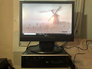 "Hp 19"" Duo Desktop for Sale in Visalia, CA"