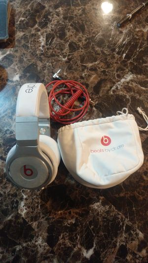 Pro Beats By Dre - Wired - Used but no issues for Sale in Denver, CO