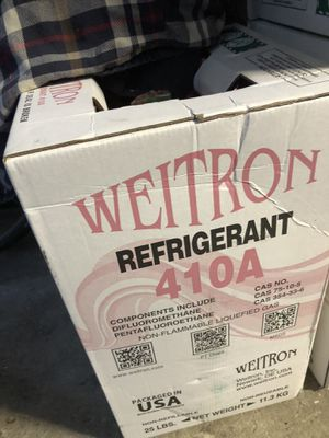 Freon 410 A new sealed. $120 each for Sale in Pico Rivera, CA