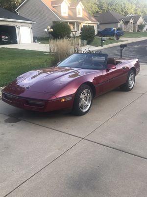 1990 Corvette Convertible for Sale in IL, US