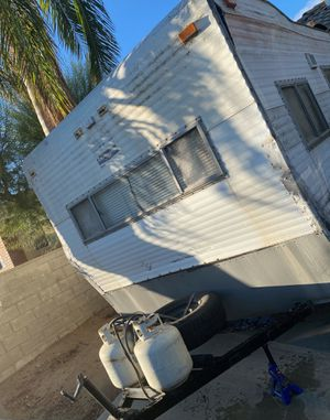 Vintage 1970 Journey Trailer 15ft for Sale in Perris, CA
