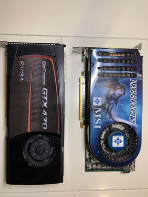 lot of video graphic cards for Sale in Vienna, VA