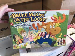Bruce the moose kids children board game for Sale in Orlando, FL