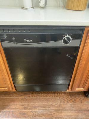 Maytag, black Dishwasher for Sale in Charlotte, NC