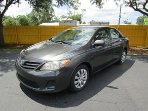 2013 Toyota Corolla for Sale in Bradenton, FL