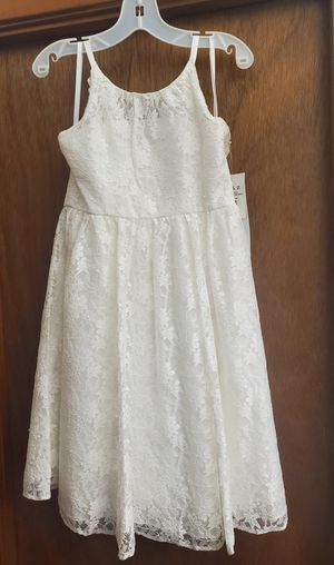 Size 8 girls bridal party dress for Sale in Prescott Valley, AZ