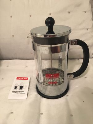 Coffee French Press for Sale in Atchison, KS