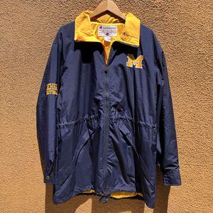 Vintage Michigan CHAMPION Jacket for Sale in Los Angeles, CA