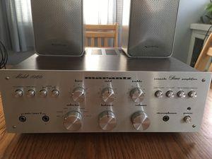 Vintage Marantz amplifier for Sale in La Habra Heights, CA