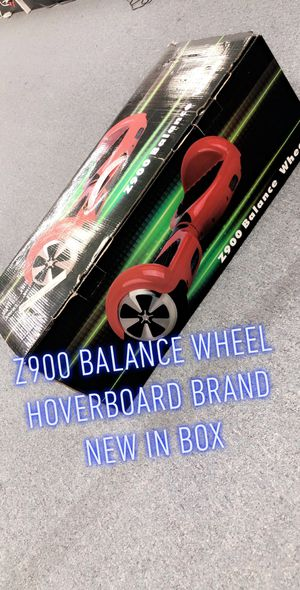 Z900 balance wheel Hoverboard Brand new with box for Sale in Houston, TX