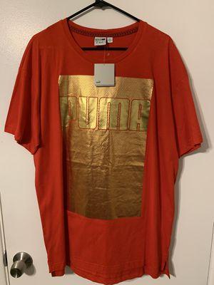 2016 Puma shirt for Sale in Phoenix, AZ