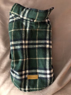 new reversible dog vest - perfect for cold weather! for Sale in Stamford, CT