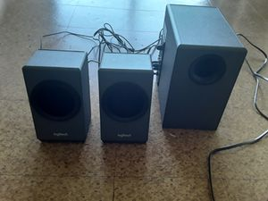 Bluetooth speakers system by logitech for Sale in Queens, NY