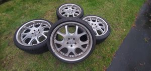 Mercedes benz forged wheels brabus for Sale in Federal Way, WA