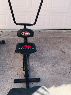 Abs Exercise Machine for Sale in Humble,  TX