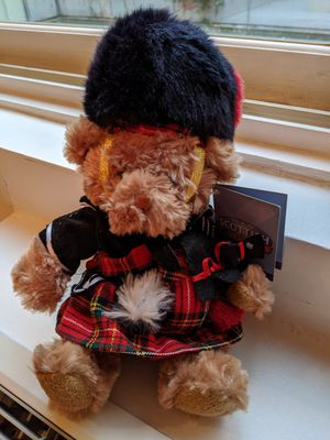 Scottish Piper bear for Sale in Brooklyn, NY