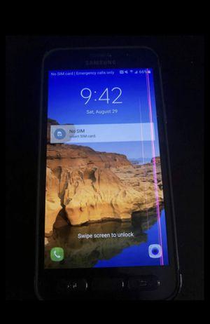 Samsung galaxy s7 active unlocked for Sale in Moreno Valley, CA