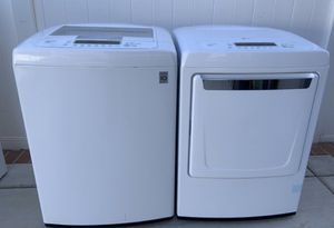LG washer and electric dryer for Sale in Perris, CA