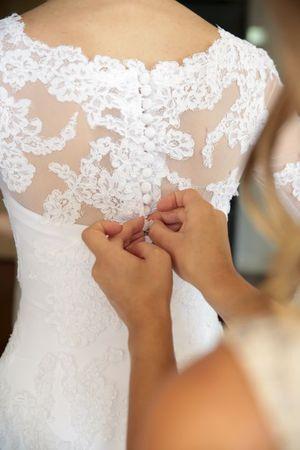 Elegant lace wedding dress. for Sale in Pasco, WA