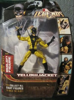 Yellow jacket action figure for Sale in Los Angeles, CA