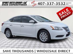 2014 Nissan Sentra for Sale in Longwood, FL