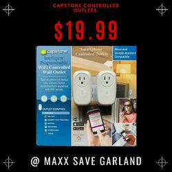 Capstone Controlled Outlets for Sale in Garland,  TX