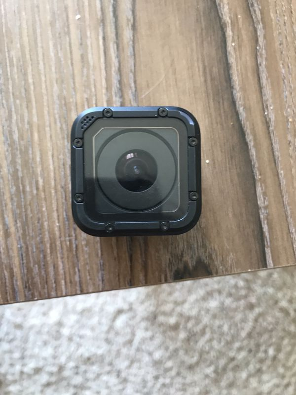 GoPro Hero 4 Session and Accessories