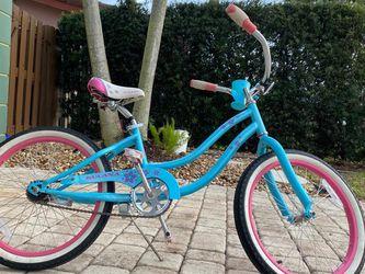 Little Girls Bike Beach Cruiser 20inch for Sale in Fort Lauderdale,  FL