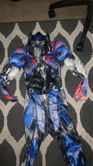 Transformer costume for Sale in Killeen, TX