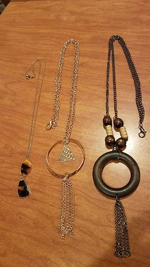 Various Necklaces $.50 each for Sale in Campbell, CA