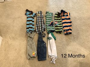 8 Baby Boy Outfits for Sale in Chula Vista, CA