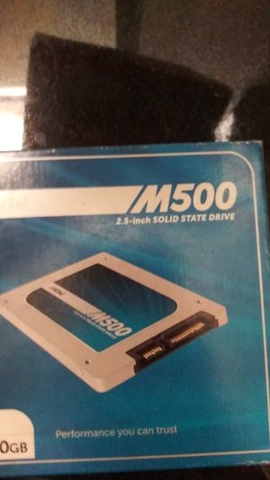 M500 2.5-inch solid state drive 240GB for Sale in Fresno, CA