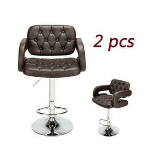 Brand New! 2 High Quality Bar Stools- Brown for Sale in Orlando, FL