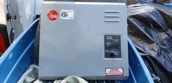 RHEEM 240V Undersink Electric Tankless