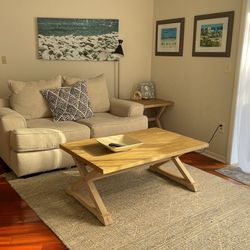 Couch plus Coffee Table and End Table for Sale in Palm Harbor,  FL