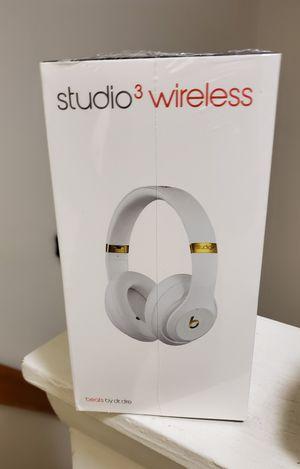 Beats Studio 3 Wireless Headphones for Sale in Alexandria, VA